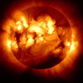 solar flares 800x800
