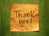 Green copper Thank You3