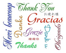 multi-language Thank Yous 800x640