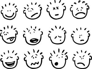 cartoon emotions2